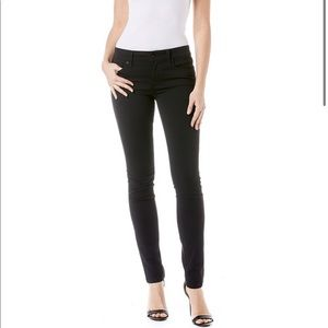 🆕 Level 99 Lily Skinny Straight Jeans in black